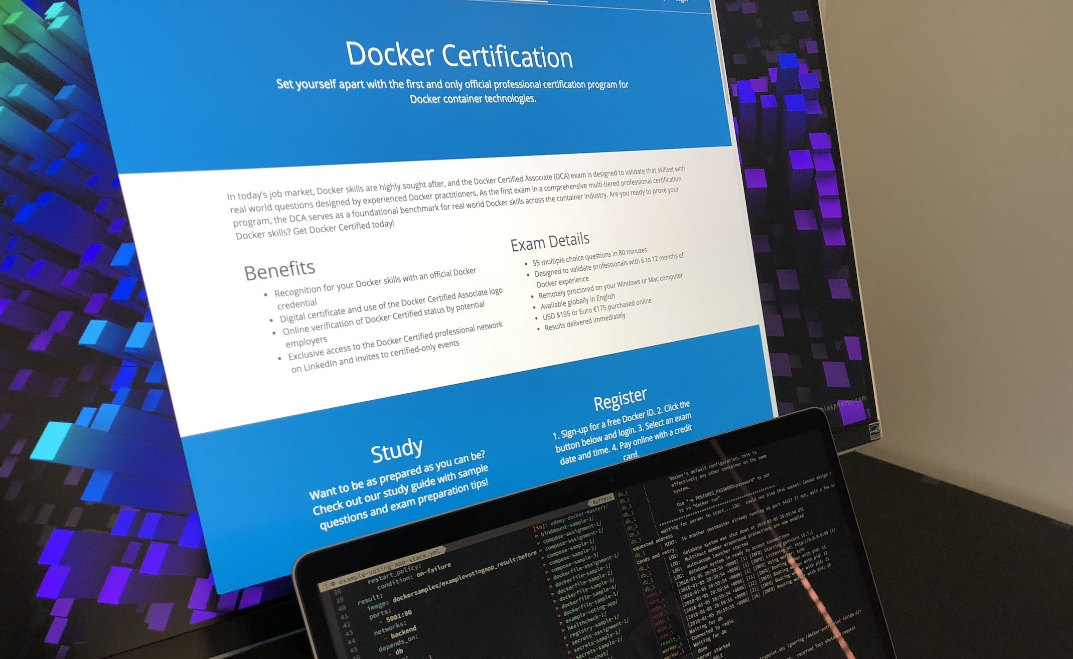 What Why And How Of The Docker Certified Associate Dca Certification