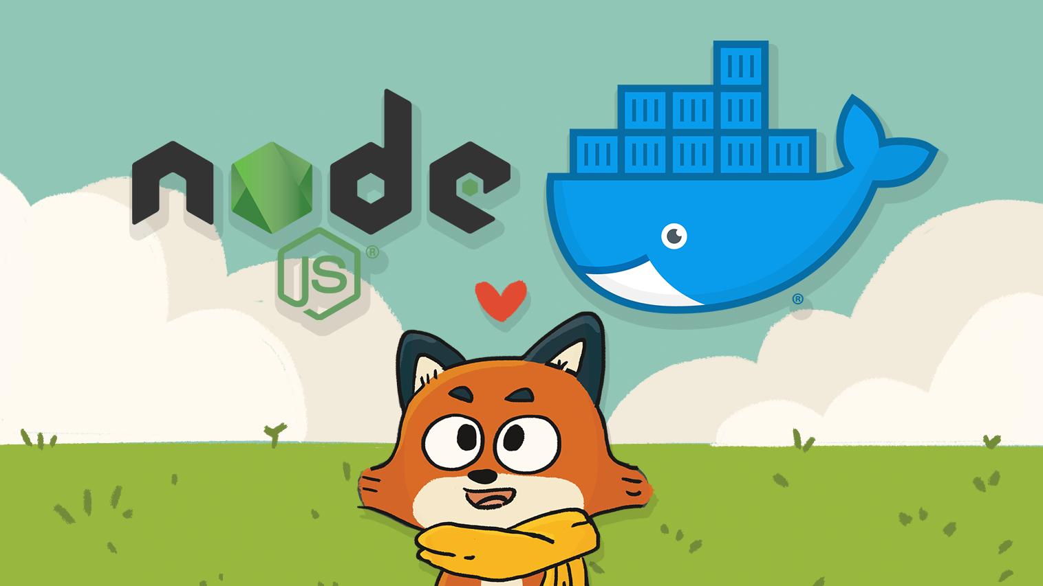 Docker Mastery for Node js Is Here!
